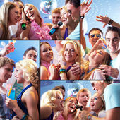 Posh party — Stock Photo