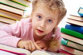 読むことを学習 — ストック写真