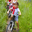 Cycling son — Stock Photo #11662041