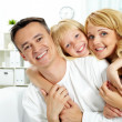 Family relaxing — Stock Photo #11662075