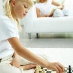 Chess player — Stock Photo #11662143