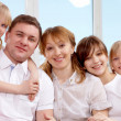 Big family — Stock Photo #11662386