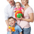 Family — Stock Photo #11662398