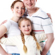 Happy family — Stock Photo #11662467
