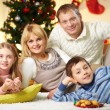 Family resting — Stock Photo #11662574