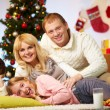 Stock Photo: Christmas joy