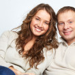 Stock Photo: Loving couple