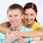 Happy couple — Stock Photo #11663502