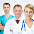 Medical workers — Stock Photo #11663859
