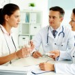 Medical consultation — Stock Photo #11664081