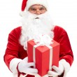 Kind Santa — Stock Photo