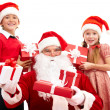 Christmas happiness — Stock Photo #11664185
