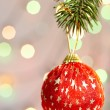 Christmas ball — Stock Photo #11664290