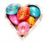 Easter heart — Stock Photo #11664318