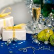 Holiday composition — Stock Photo