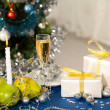 Christmas composition — Stock Photo #11664444