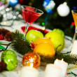 Christmas still-life — Stock Photo #11664450