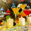 Festive table — Stock Photo #11664454