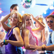 Dancing girls — Stock Photo #11664527