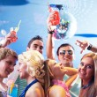 Enjoying party — Stock Photo