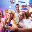 Dancing at party — Stock Photo #11664534