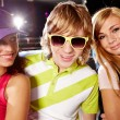 Guy with girls — Stock Photo #11665961