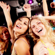 Stock Photo: Dancing at party