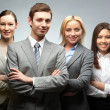 Business team — Stock Photo #11665999