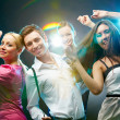 Fashionable dancers — Stock Photo #11666004