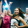 Energetic dancers — Stock Photo #11666007