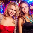 Female clubbers — Stock Photo #11666052