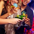 At party — Stock Photo
