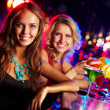 Girl in bar — Stock Photo #11666173