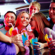 Party moment — Stock Photo
