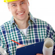Conscientious foreman — Stock Photo