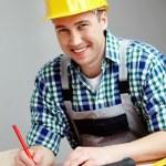 Engineer working — Stock Photo #11669452