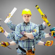 Repairman — Stock Photo #11669652
