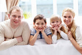 At home — Stock Photo