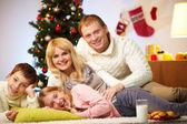 Vreugde van Kerstmis — Stockfoto