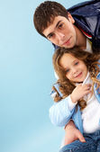 Parental care — Stock Photo