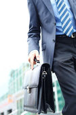 Briefcase — Stock Photo