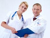 Clinicians — Fotografia Stock