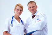 Medical specialists — Stock Photo