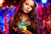 Charmante meisje — Stockfoto
