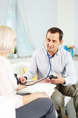 Medicare at home — Stock Photo