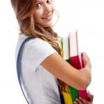 Smart student — Stock Photo #11670391