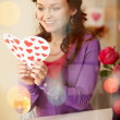 Stock Photo: Valentine's day