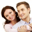 Young happy couple — Stock Photo #11671449