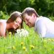 Relaxing couple — Stock Photo #11671728