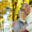 Cheerful couple — Stock Photo #11672386